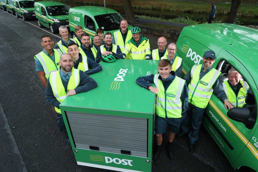Busk Dk An Post Eco 481