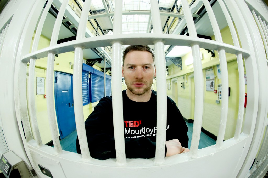 TEDX MOUNTJOY PRISON